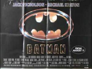 COMIC BOOK MOVIE ZONE: Batman Review(1989)