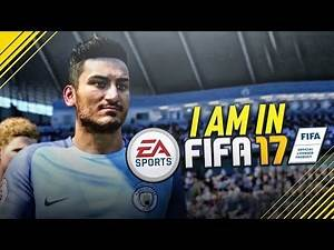 I AM IN FIFA 17 !!! FIRST FIFA PLAYER IN HISTORY TO BE ADDED IN FIFA 17 :D