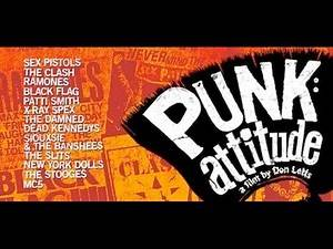 Punk: Attitude - Punk Rock Documentary [2005]