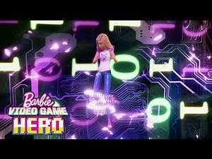 Barbie Into The Game | Barbie™ Video Game Hero
