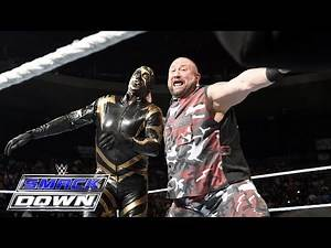 Goldust vs. Bubba Ray Dudley: SmackDown, March 17, 2016