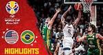 USA v Brazil - Highlights - FIBA Basketball World Cup 2019