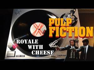 Pulp Fiction OST - Royale With Cheese - Vinyl LP