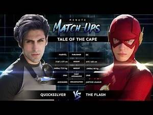 THE FLASH vs QUICKSILVER | Who is Faster?
