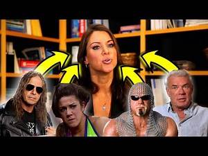 10 INSANE Things Said About Stephanie Mcmahon By WWE Wrestlers