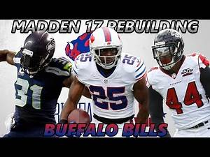 Madden 17 Connected Franchise | Rebuilding The Buffalo Bills | SUPERSTAR FREE AGENT SIGNING!
