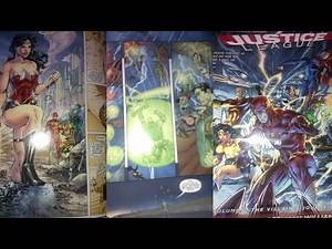 A not so Awesome Review of Justice League vol 2 The Villain's Journey (HC) New 52