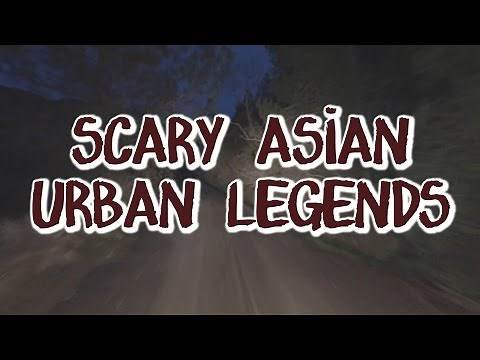5 Scariest Asian Urban Legends of All Time