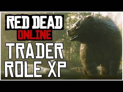 The FASTEST Way to Level up the TRADER ROLE! - Red Dead Online Tips
