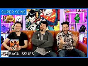 The Best Thing About DC Rebirth   Super Sons   Back Issues