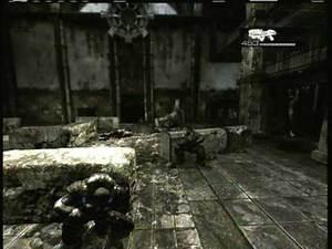 Gears of War Part 1 - Jail Break