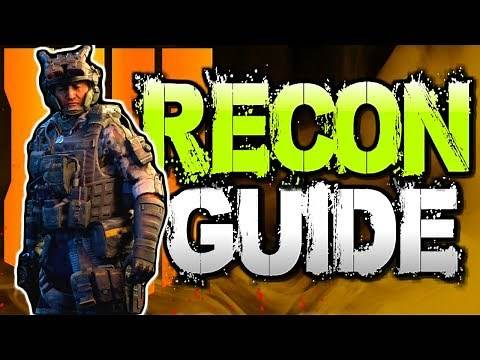 How To Use Recon Effectively | Black Ops 4 Specialist Guide