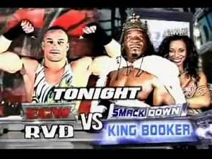 WWE Raw (2-10-06) Match Card Part 1