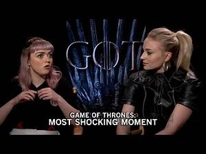 Game of Thrones cast's most shocking moments