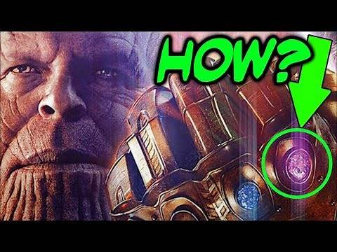 How Thanos Got the First Power Stone Explained by Russo Brothers in Infinity War