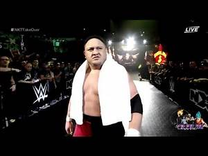(WWE) Samoa Joe Custom Titantron 2016