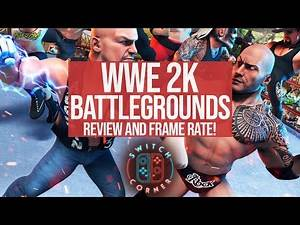 WWE 2K Battlegrounds Switch Review & Frame Rate   Wrestling Done Right?