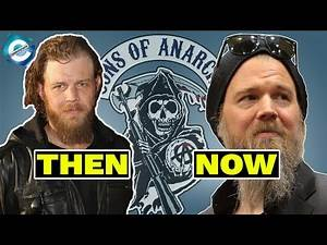 Sons Of Anarchy Cast: Where are They Now?