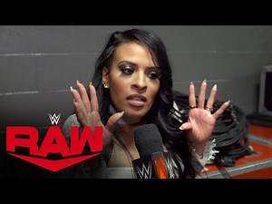 Andrade blames Zelina Vega for his loss: Raw Exclusive, Dec. 9, 2019