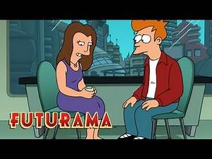 FUTURAMA | Season 3, Episode 3: Why Michelle Came To The Future | SYFY