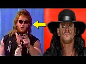 10 Most Shocking Photos of The Undertaker Before WWE