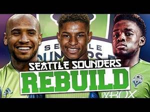REBUILDING SEATTLE SOUNDERS!!! FIFA 17 Career Mode (IN ENGLAND)
