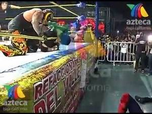 Rey Mysterio's 619 Causes Mexican Wrestler Death