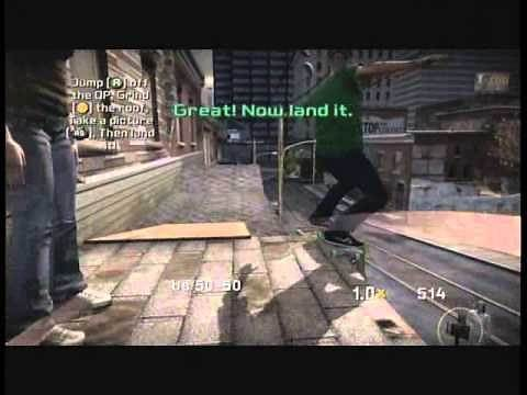 Video Game Review: Tony Hawk s Proving Ground