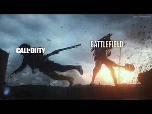 Battlefield 1 vs Call of duty: infinite Warfare | My thoughts