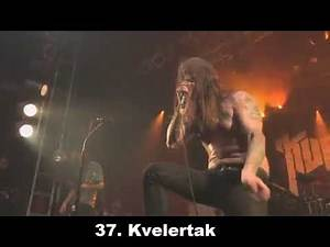 Top 50 Best metal bands from 2000-2019 (part 2)