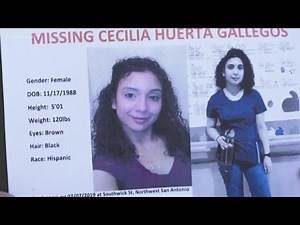 Missing mother Cecilia Huerta Gallegos feared dead by family