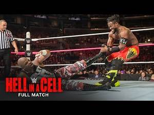 FULL MATCH - The New Day vs. Dudley Boyz - WWE Tag Team Titles Match: WWE Hell in a Cell 2015