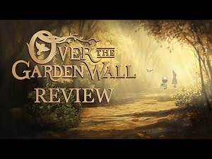 Halloween Special Review - Over the Garden Wall