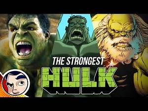 Who is the Strongest Hulk? - Comics Experiment