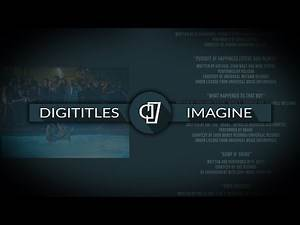 PROJECT X (2012) in THE HANGOVER style end credits (4K DCI)
