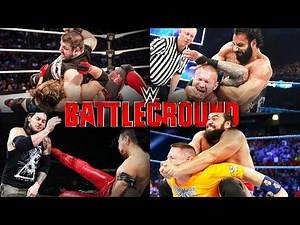 WWE Battleground 2017 Match Card Predictions!