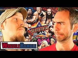 WWE Summerslam 2017 & NXT: TakeOver Predictions! | WrestleRamble