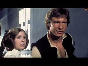 Harrison Ford And Carrie Fisher At War!