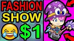 *Prodigy Math* FASHION SHOW but for only $1 [PRODIGY TROLL]
