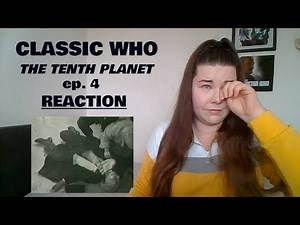 CLASSIC DOCTOR WHO | The Tenth Planet - Ep. 4 | REACTION