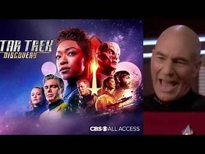 The immorality of Star Trek Discovery compared to TNG