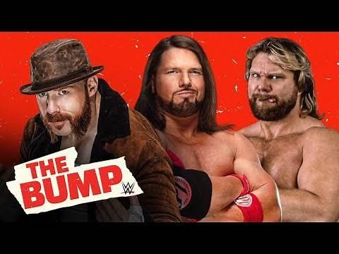 AJ Styles, Sheamus and more: WWE's The Bump, Jan. 13, 2021