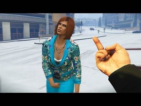 PICKING UP GIRLS WITH MY ANGRY MOM IN GTA 5 Eps.4 (Getting a Girlfriend in Gta 5 Online)