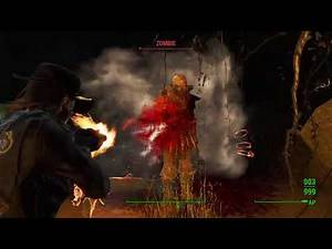 Fallout 4 Zombie Walkers Mod