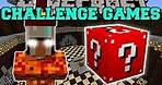 PopularMMOs Minecraft FIRE WITCH CHALLENGE GAMES - Lucky Block Mod - Modded Mini-Game