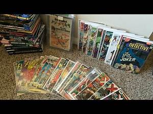 Comic Book Collection Haul from WonderCon 2016 - Convention Pickups
