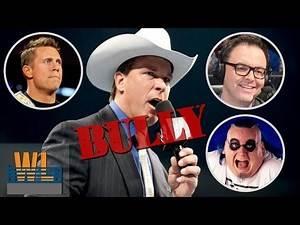 10 OF WWE'S BIGGEST BACKSTAGE BULLIES!