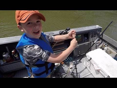 """""""How-To""""   Lower Columbia River Shad Fishing"""