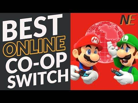TOP 10 Online Co Op Games for Nintendo Switch