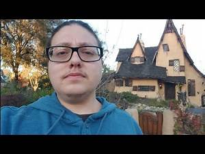 Beverly Hills Witch House AKA The Spadena House